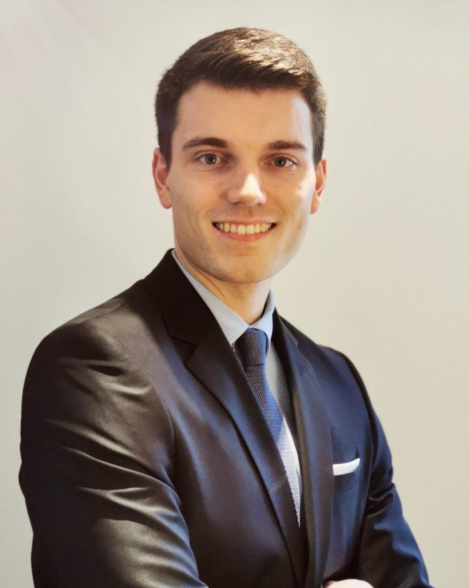 Portrait de Mathieu Eck